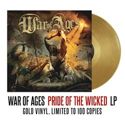Pride Of The Wicked Gold