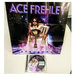Spaceman CD + Fold Out Poster