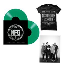 New Found Glory - Resurrection: Ascension 2xLP + T-shirt