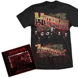 Motionless in White CD+T-Shirt