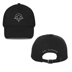 Logo Black Dad Hat