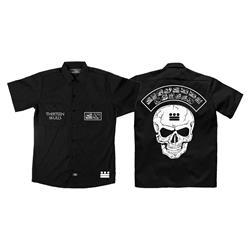 Skull & Rockers Black