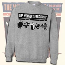 TGG Heather Grey Crewneck Sweatshirt