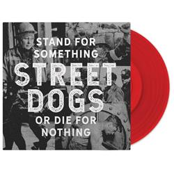 Stand For Something Or Die For Nothing Transparent Red