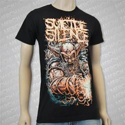 Suicide Silence Viking Black