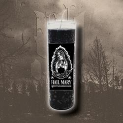 Hail Mary Black Candle