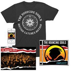 Compass Shirt + CD