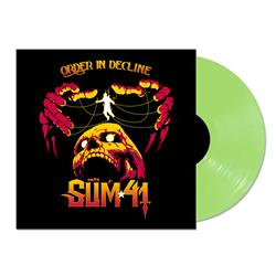 Spotify Exclusive: Order in Decline Spotify Green