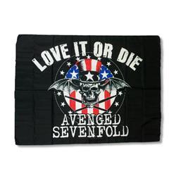 Love It Or Die Black Flag