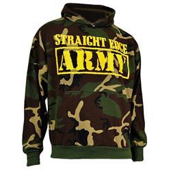 Straight Edge Army Camo
