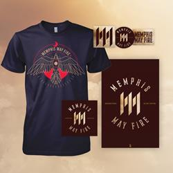 Unconditional Deluxe Edition CD + T-Shirt + Poster + Sticker Pack