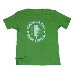 Microphone Green Unisex