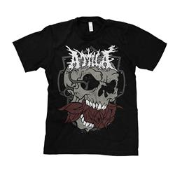 Skull Crest Black $5 Blowout