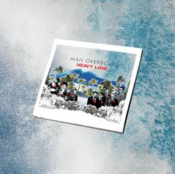 Man Overboard - Heavy Love Digipak CD