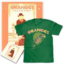 Oranges - Taxonomy CD/Poster/T-shirt + Digital Download