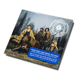 Steve 'N' Seagulls Farm Machine CD