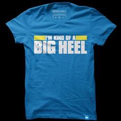 Big Heel Teal