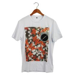Floral Custom Pocket Tee