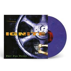 Past Our Means Purple 12