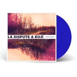 La Dispute / Koji Never Come Undone Split Blue 12