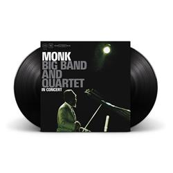 Big Band & Quartet In Concert Black Vinyl 2Xlp