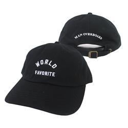 *Limited Stock* World Favorite Black Dad Hat