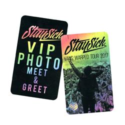 Warped Tour 2017 Laminate