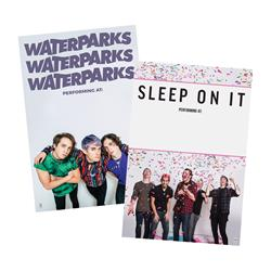 Waterparks / Sleep On It Double Sided