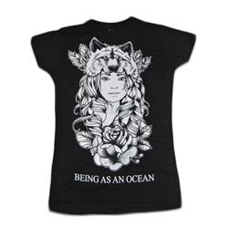 Headdress Black Ladies/JRS Tee *Clearance*