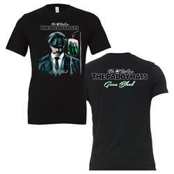 Green Blood Black