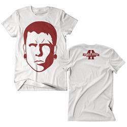 Bozeman Red Print White