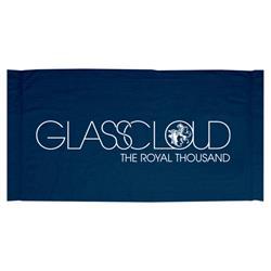 The Royal Thousand Blue Towel