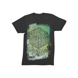 Maze Cube Black T-Shirt