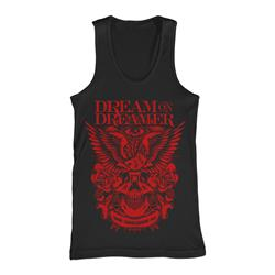 Free Eagle Black Tank Top