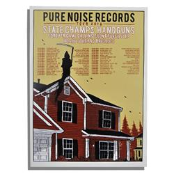 Pure Noise Pure Noise Tour 2014  W/  Tube