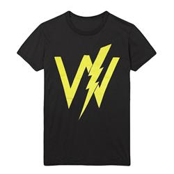 Yellow Logo Black