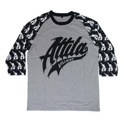 Villains Grey/Black