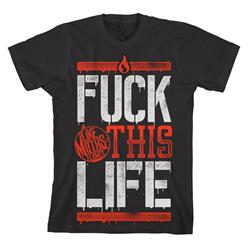 Fuck This Life Black *Clearance*