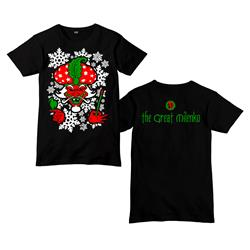 The Great Milenko Xmas Black