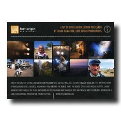 Limited Edition Postcards (Set Of 9) Postcards