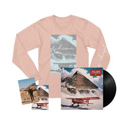 The Skeptic LP/Longsleeve + Autographed Postcard Pack