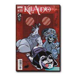 Volume 1, Issue 4, Cover B