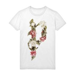 Floral Muse White