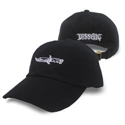 Dagger Black Dad Hat