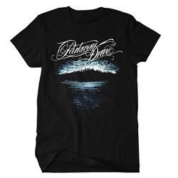 Deep Blue Skyline  Black