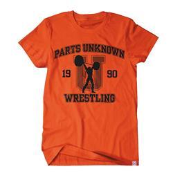 Parts Unknown Orange
