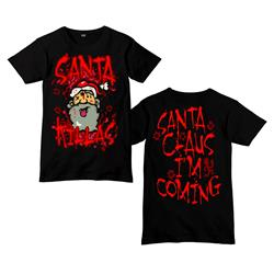 Santa Killas Black