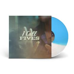 Baby Blue & Clear Half & Half LP