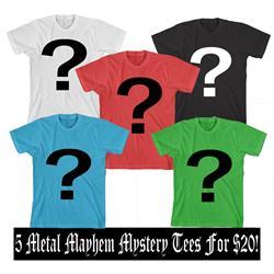 5 Shirt Mystery Bundle!