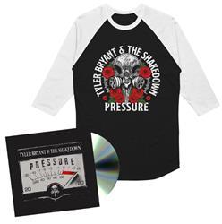 Rose Raglan + CD Bundle
